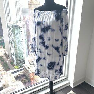 Dresses & Skirts - NWOT Knox Rose XXL off/shoulder batik. Like XL